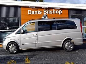 Mercedes Benz Viano 3,0 CDI 204HK 8-Sits Handikappanpassad