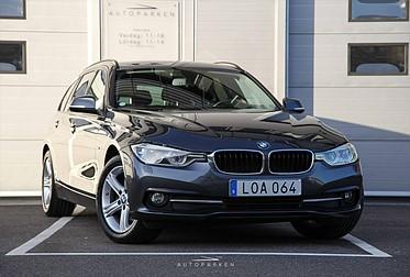 BMW 320d X-Drive Sportline Steptronic Drag