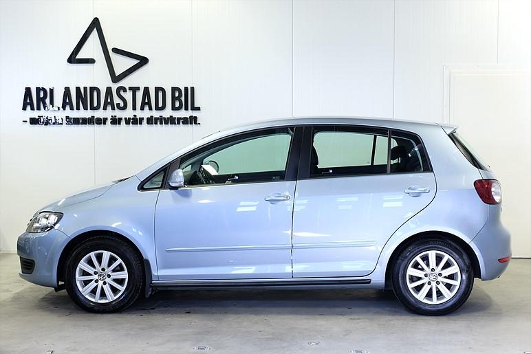 VW Golf PLUS TSI 122hk / 1års garanti
