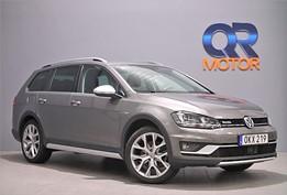 VW Golf Alltrack 1.8 Värmare S+V Drag 4Motion (180hk)