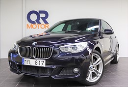 BMW 535d d xDrive Gran Turismo M-Sport / Värmare / Drag 313hk