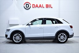 Audi Q3 2.0 177HK QUATTRO D-VÄRM DRAG PDC NY.SERVAD