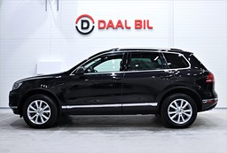 VW TOUAREG 3.0 V6 TDI 4MOTION 204HK PANO DRAG P-VÄRM
