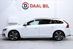 Volvo V60 D4 190HK AWD R-DESIGN DRAG NAVI VOC SERVAD SE.UTR!
