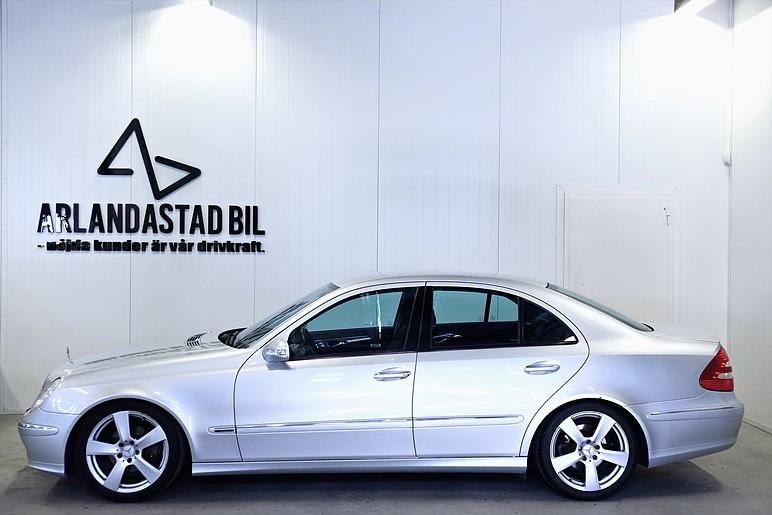 Mercedes-Benz E 220 CDI 150 Aut