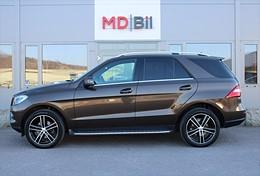 Mercedes-Benz ML 350 Se Spec Nightvision Drag Värmare m.m 0kr kontant möjligt