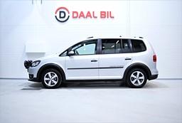 Volkswagen TOURAN 1.4 140HK FULLSERV.VW DRAG M-VÄRM 1-ÄGARE