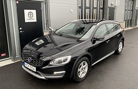 Volvo V60 D4 AWD Momentum VOC Drag Euro6 190hk