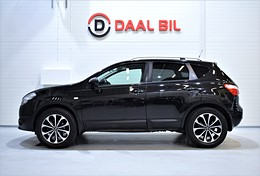Nissan QASHQAI 1.6 130HK PANO NAVI 360°-KAM 1-ÄGARE DRAG