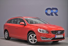 Volvo V60 2.0T Bi-fuel (213hk)