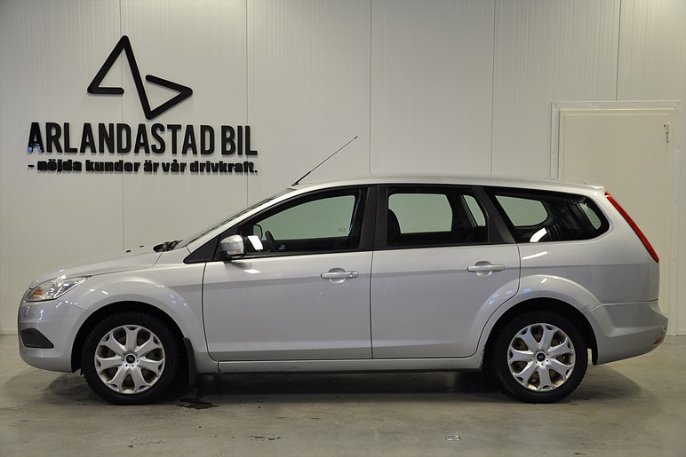 Ford Focus 1,6 109hk TDCi