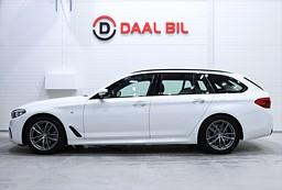 BMW 520D D X-DRIVE M-SPORT 190HK COCKPIT NAVI BACKKAM M-RATT