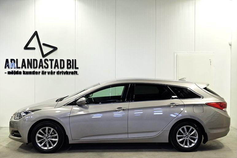Hyundai 140 1,7 141hk Nav /Nybilsgaranti