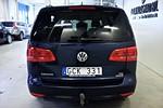 VW Touran TSI 150hk EcoFuel Aut / 7-sits