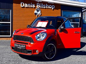 Mini COOPER SD COUNTRYMAN ALL4 WIRED