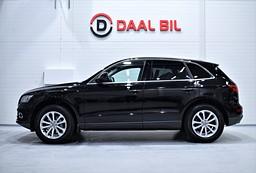 Audi Q5 2.0 190HK QUATTRO M-VÄRM P-SEN NYSERV.