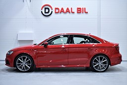 Audi A3 SEDAN 2.0 150HK COCKPIT NAVI FULLSERV.