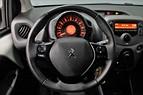 Peugeot 108 5-dörrar 1.0 VTi Euro 6 72hk