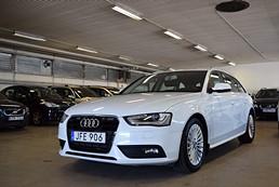 Audi A4 2.0 TDI Avant (163hk)