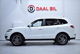 Hyundai Santa Fé 2.2 200HK 4WD NAVI BACKKAM DRAG 1-ÄGARE