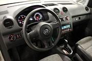 VW Caddy 1.6 TDI 102hk DSG Maxi Skåp Dragkrok