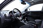 KIA Sportage 1.7 CRDi 115HK DRAGKROK MOTORVÄRMARE FULLSERVAD