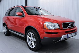 Volvo XC90 D5 AWD Inscription Sports-Line 7-sits 185hk