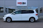 Volkswagen Touran TSI 110hk EU6 7 Sits Drag 0kr kontant möjligt