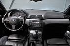 BMW M3 E46 Cab 343hk Svensksåld