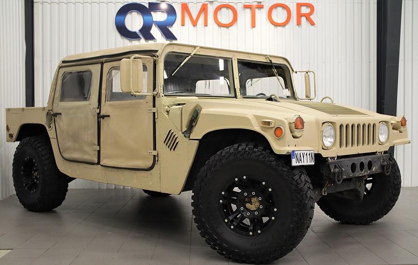 HUMMER H1 AM GENERAL M988 HMMWV