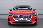 """Audi e-tron 50 quattro Proline Läder El-Stolar 20"""" Momsbil"""