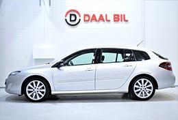 Renault LAGUNA 2.0 150HK PANO NAVI SKINN DRAG M-VÄRM