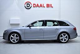 Audi A4 2.0 190HK QUATTRO S-LINE DRAG