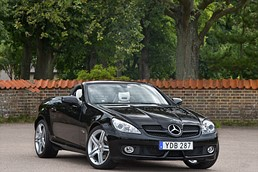 Mercedes-Benz SLK 350 2Look edition