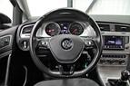 VW Golf VII  1.6 TDI D-värme S+V 110hk
