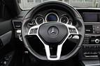 Mercedes-Benz E 200 Cab AMG Sport 184hk Sv.Såld Nyservad
