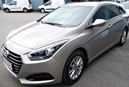 Hyundai i40 1.6 GDI Kombi (135hk) Drag