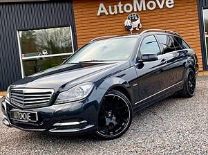 Mercedes 200 T CDI BlueEFFICIENCY 7G-Tronic Plus Avantgarde 136hk