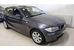BMW 118i Advantage, Comfort 129hk En ägare