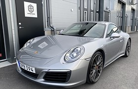 Porsche 911 991.2 CARRERA 4S - Se spec!