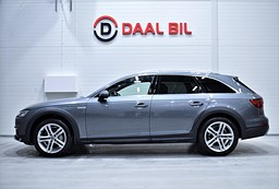 Audi A4 ALLROAD QUATTRO 2.0 190HK COCKPIT D-VÄRM DRAG KAMERA
