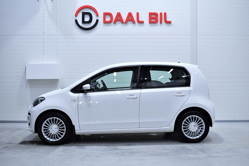 VW UP 1.0 68HK DRIVE-PKT PDC FULLSERV
