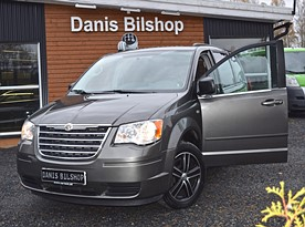 Chrysler Grand Voyager 3,8 LX Stow´nGo 7-sits