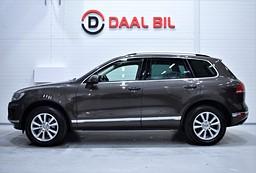 VW Touareg 3.0 4MOTION 204HK PANO D-VÄRM DRAG SKINN