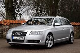 Audi A6 Avant 3.0 TDI Quattro Tiptronic S-line