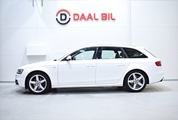 Audi A4 2.0 150HK S-LINE ALPINE EDITION SPORT PLUS