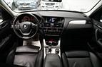 BMW X3 xDrive20d Sport / D-värme / S+V 190hk