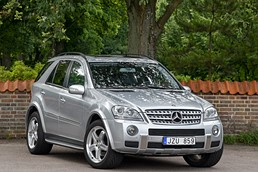 Mercedes-Benz ML 420 CDI AMG 4-Matic