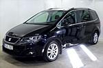 Seat Alhambra TDI 140hk 4W /Panoramatak