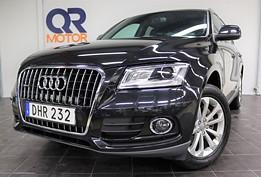 Audi Q5 2.0 TDI / Automat / quattro / Design / Drag 177hk